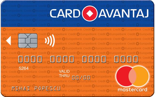 Plata duble online prin card credit europe bank