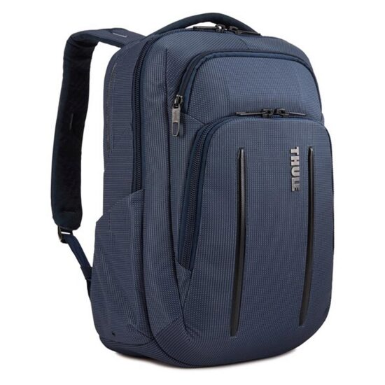 Rucsac urban cu compartiment laptop Thule Crossover 2 Backpack 20L, Dress Blue