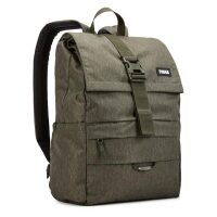Rucsac urban cu compartiment laptop Thule Outset Backpack 22L, Forest Night