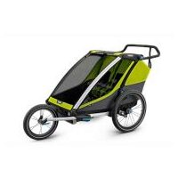 Carucior multisport Thule Chariot Cab 2 Chartreuse/Dark Shadow