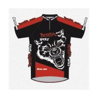 Tricou Ciclism Bestial Wolf Team Epic marime M