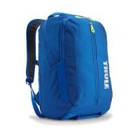 "Rucsac urban cu compartiment laptop Thule Crossover 25L Cobalt pentru 15"" Apple MacBook Pro, w Safe-zone"