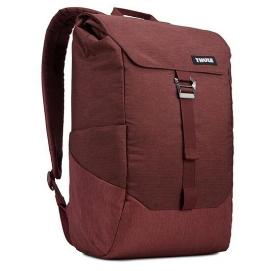 Rucsac urban cu compartiment laptop Thule LITHOS Backpack 16L, Dark Burgundy