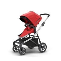 Carucior Thule SLEEK  Energy Red