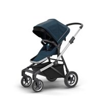 Carucior Thule SLEEK  Navy Blue